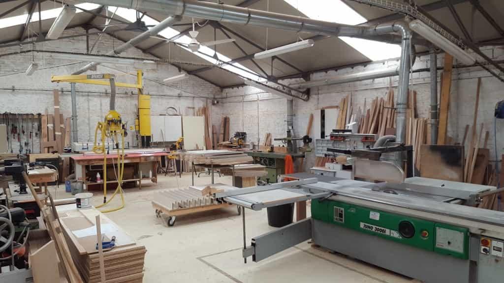 Atelier aJG Menuiserie