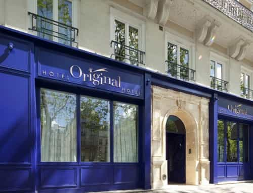 Hôtel Original – Paris