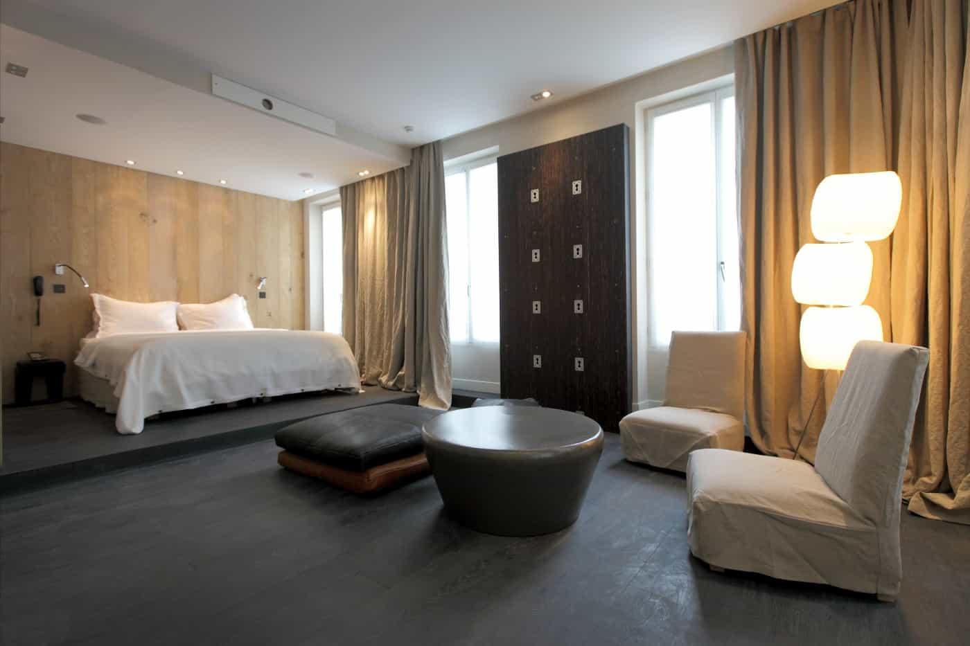 Suite Exception