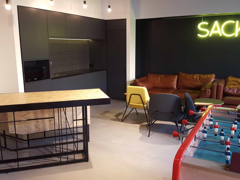 Agencement de bureaux à Neuilly sur Seine