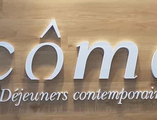 Côme Marceau, un nouvel écrin pour les Déjeuners Contemporains